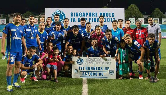 yishun sentek football club 2